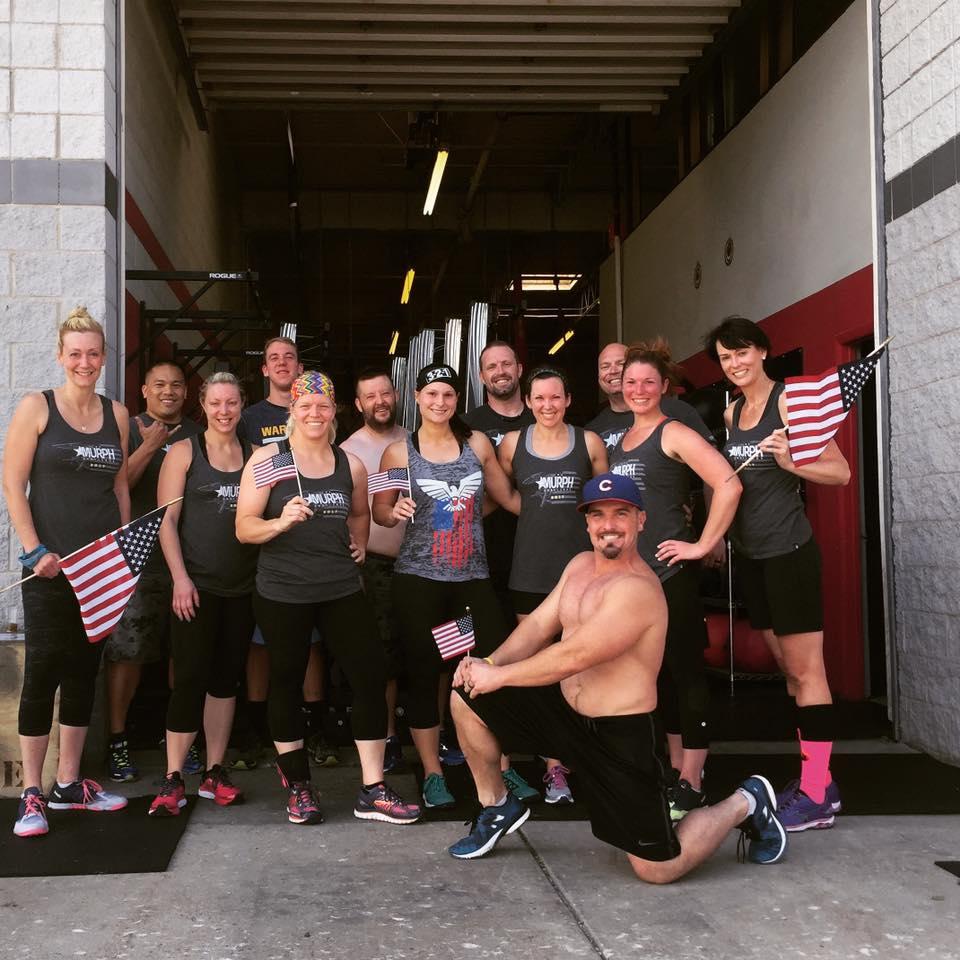 HotSide CrossFit Crew