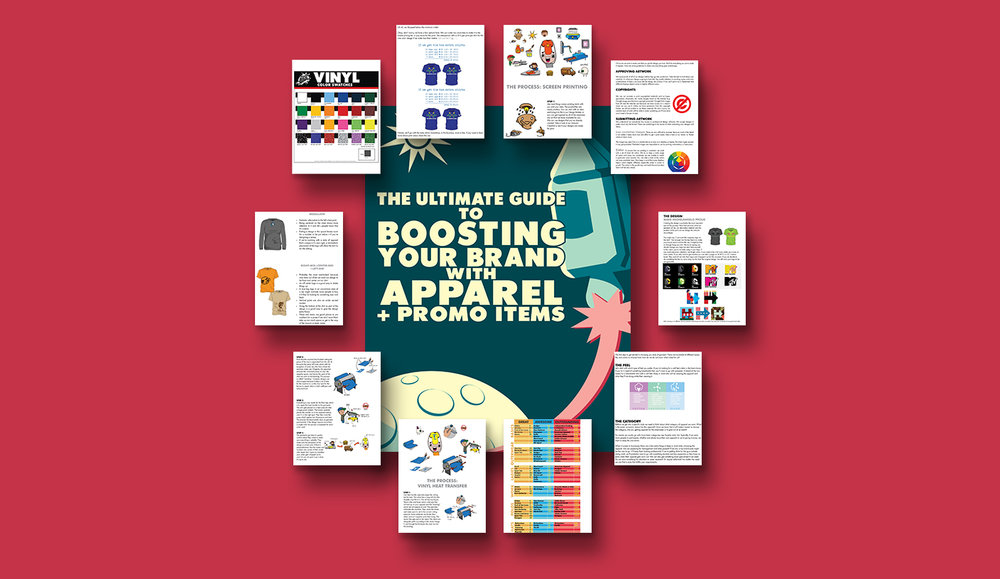 The Ultimate Guide To Boosting Your Brand With Apparel + Promo Items