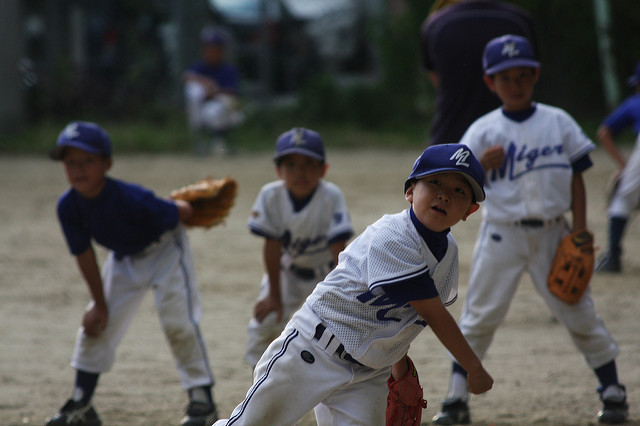 Baseball  BY  Gin_Chilla  UNDER  CC BY-ND 4.0