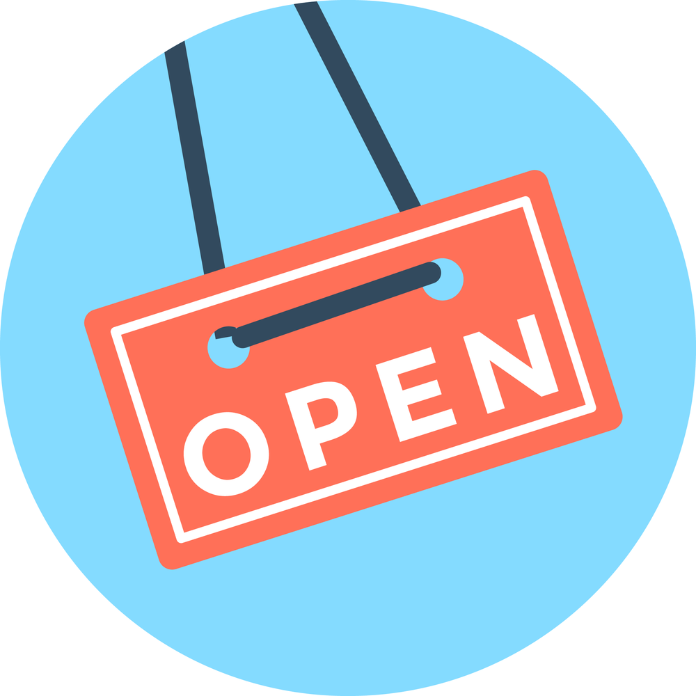 Are you ready to open your store? -