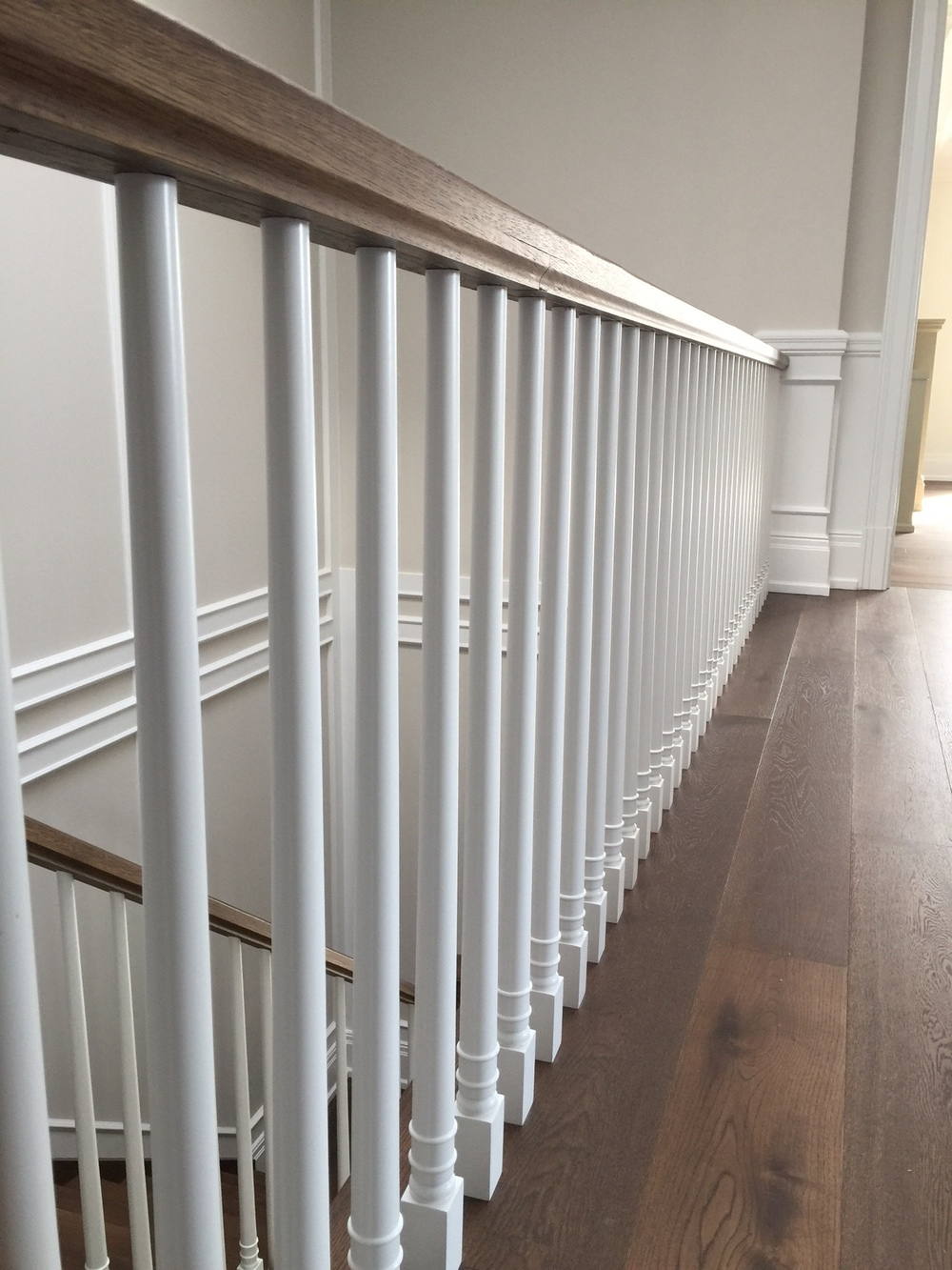 We manufacture custom   stairs, railings, posts, nosings and more.