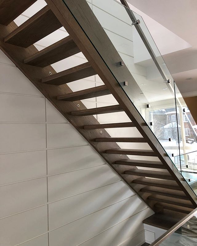 #stairsbymillennium  #stairs #ajax #homeimprovement #homesweethome #custom #builtforyou #homestyle #interiordesign #home #designlife #stairsofinstagram #architecture #architecturedaily #architectural #designedbyyou #customstairs #customstairsandrailings #customstaircase