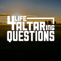 4 Life ALTARing Questions - Michael Anthony of Godfactor