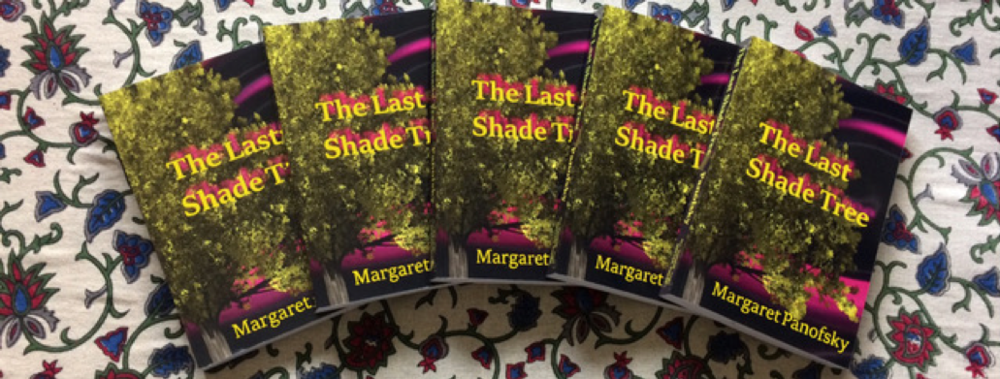 The Last Shade Treenovel in begonias