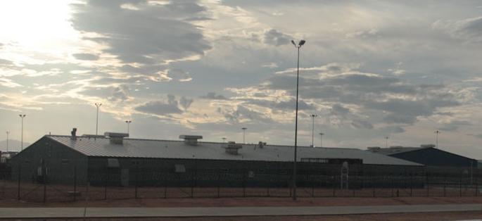 Sanchez State Jail, El Paso, TX
