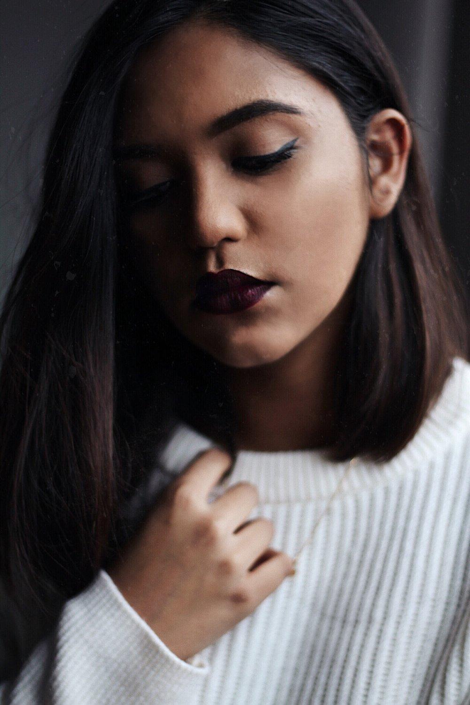 Kat Von D  Everlasting Liquid Lipstick  in Damned - C$24