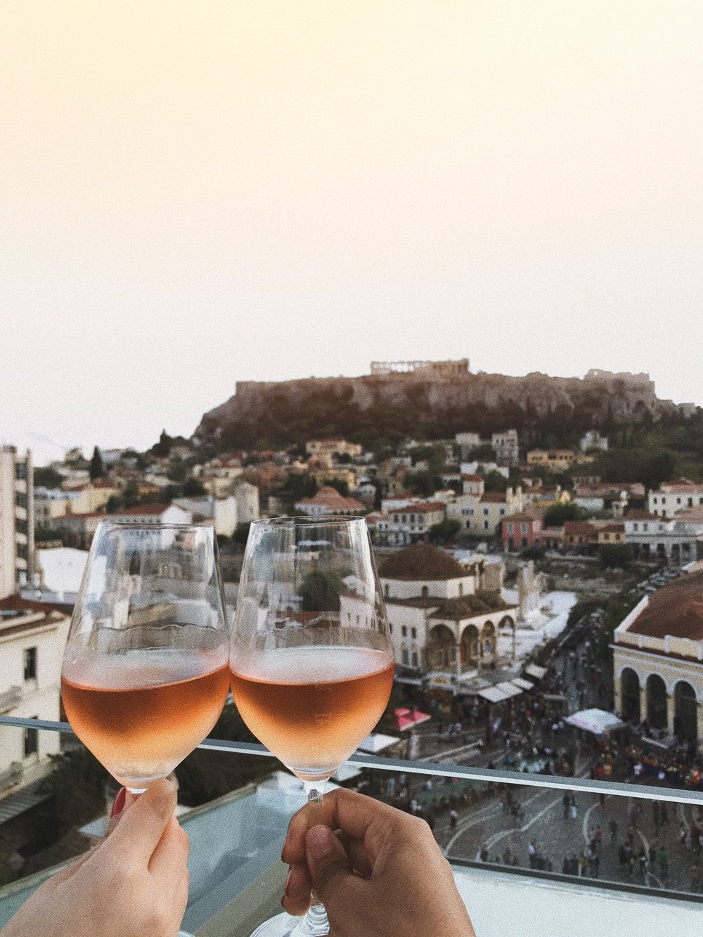 A for Athens Rooftop Bar