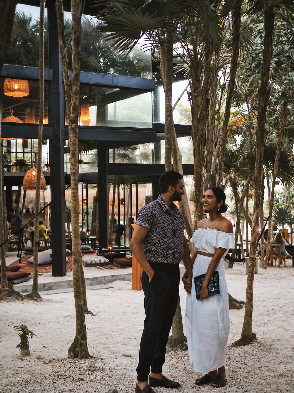 Copy of Habitas Tulum (Moro Restaurant)