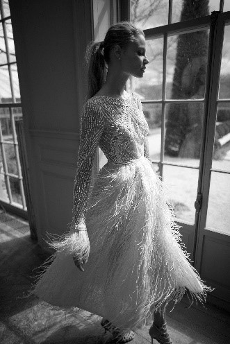 Dress by Berta Bridal