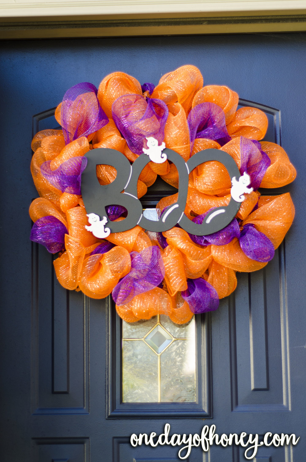 How to Easily Create a Decorative Mesh Ribbon Wreath Now! Click here:http://bit.ly/meshribbonwreath8.