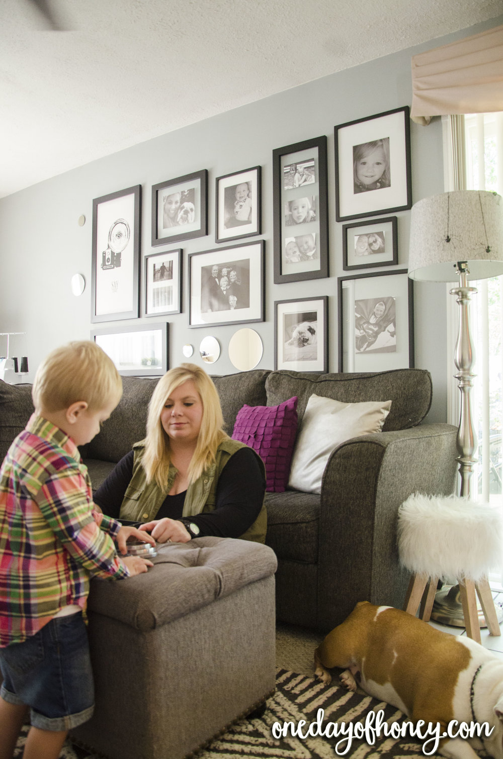 Meet Cassandra!  She has a natural gift of interior decoration, and is a master of home decor.  Check out our fall home tour with Cassandra, as well as a look at her business, Smore Kids Company! Click here: http://bit.ly/cassandrahomedecor