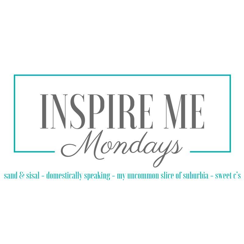 Inspire Me Mondays Link P