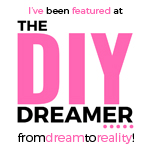 The DIY Dreamer Link Party