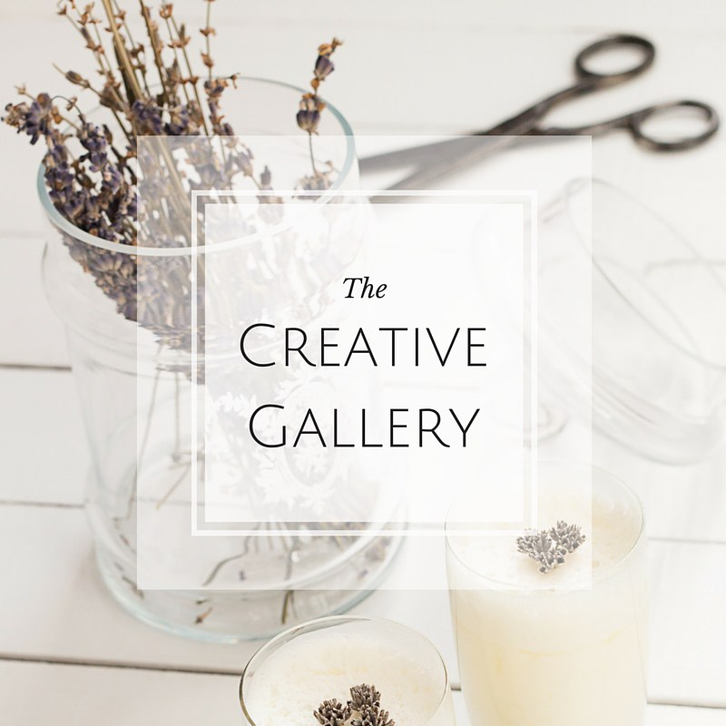 The Creative Gallery Link Party