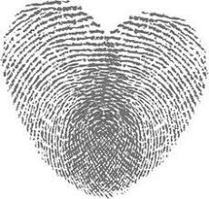Children's fingerprints have a way of getting into everything - especially our hearts.