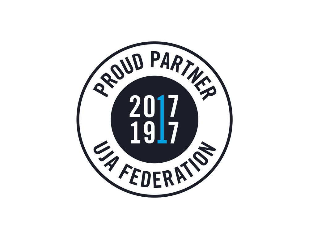 Proud Partner 1917-2017 UJA Federation