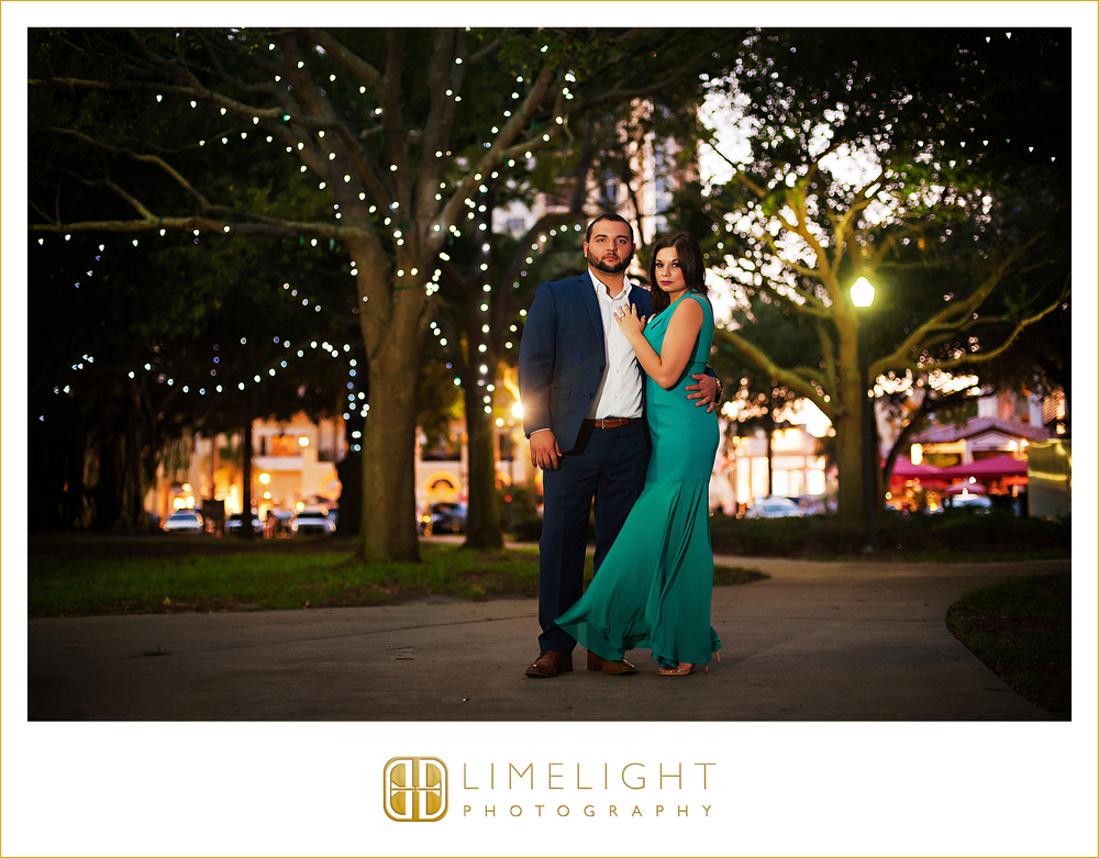 Engagement | Portraits | Straub Park | Museum of Fine Arts St. Petersburg | St. Petersburg | Florida | Step Into The Limelight | Limelight Photography