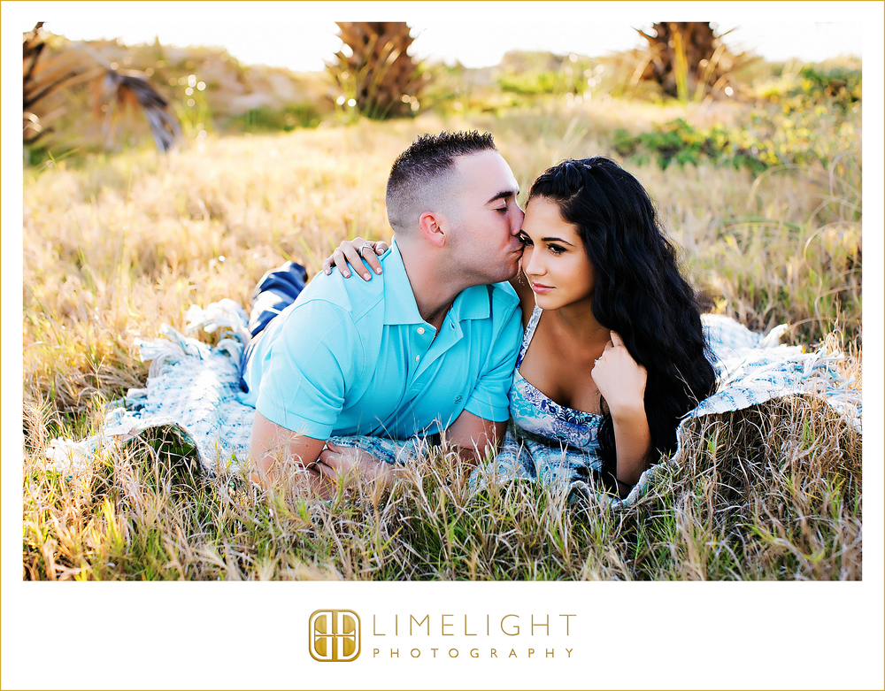 Engagement | Portraits | Sand Key Park | Clearwater Beach | Florida | Step Into The Limelight | Limelight Photography