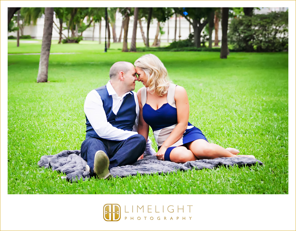 Engagement | Portraits | University of Tampa | Tampa | Florida | Step Into The Limelight | Limelight Photography