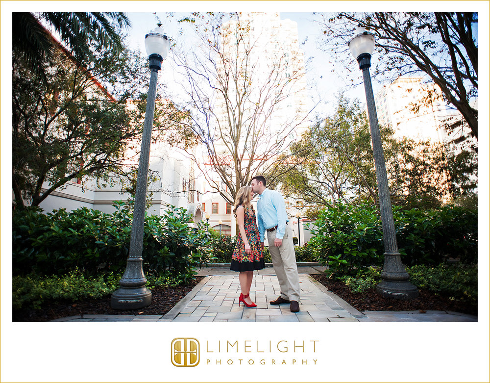 Engagement | Portraits | Downtown St. Petersburg | Florida | Step Into The Limelight | Limelight Photography