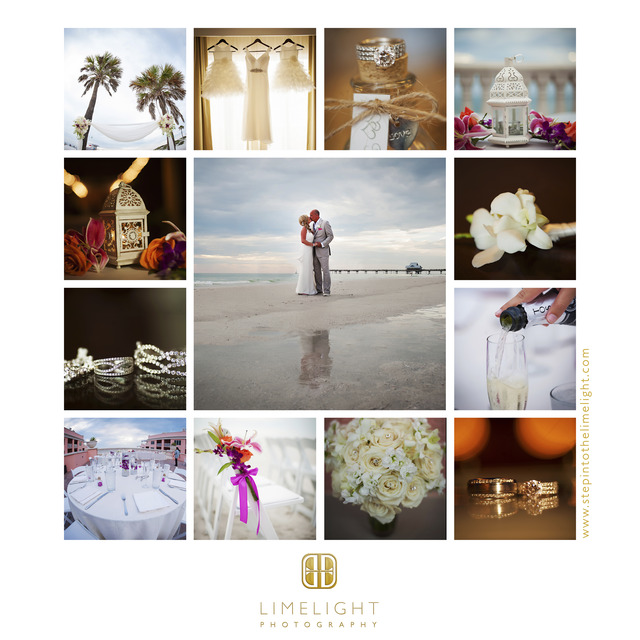Wedding | Bride | Groom | Hyatt Regency Clearwater Beach | Clearwater | Florida | Step Into The Limelight | Limelight Photography