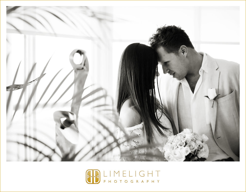 Couple | Black & White | Wedding