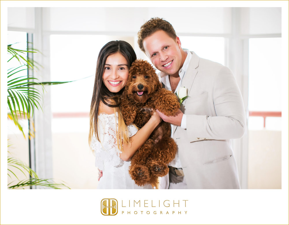 Couple | Dog | Family | Wedding