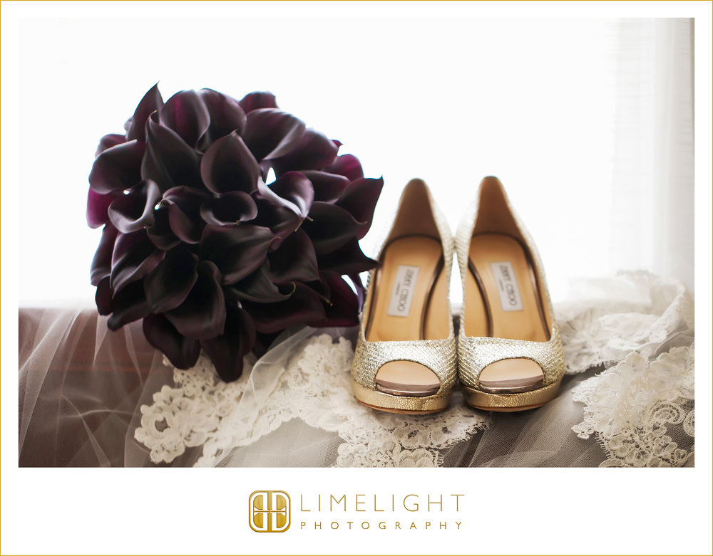 Flowers | Shoes | Wedding