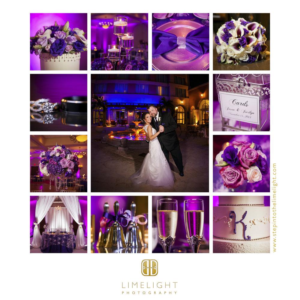 Bride | Groom | Wedding | Renaissance Tampa International Plaza | Tampa | Florida