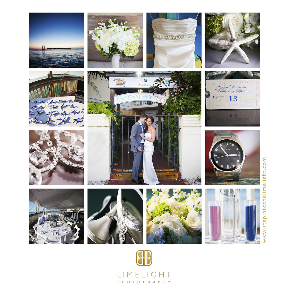 Bride | Groom | Wedding | Ocean Key | Key West | Florida
