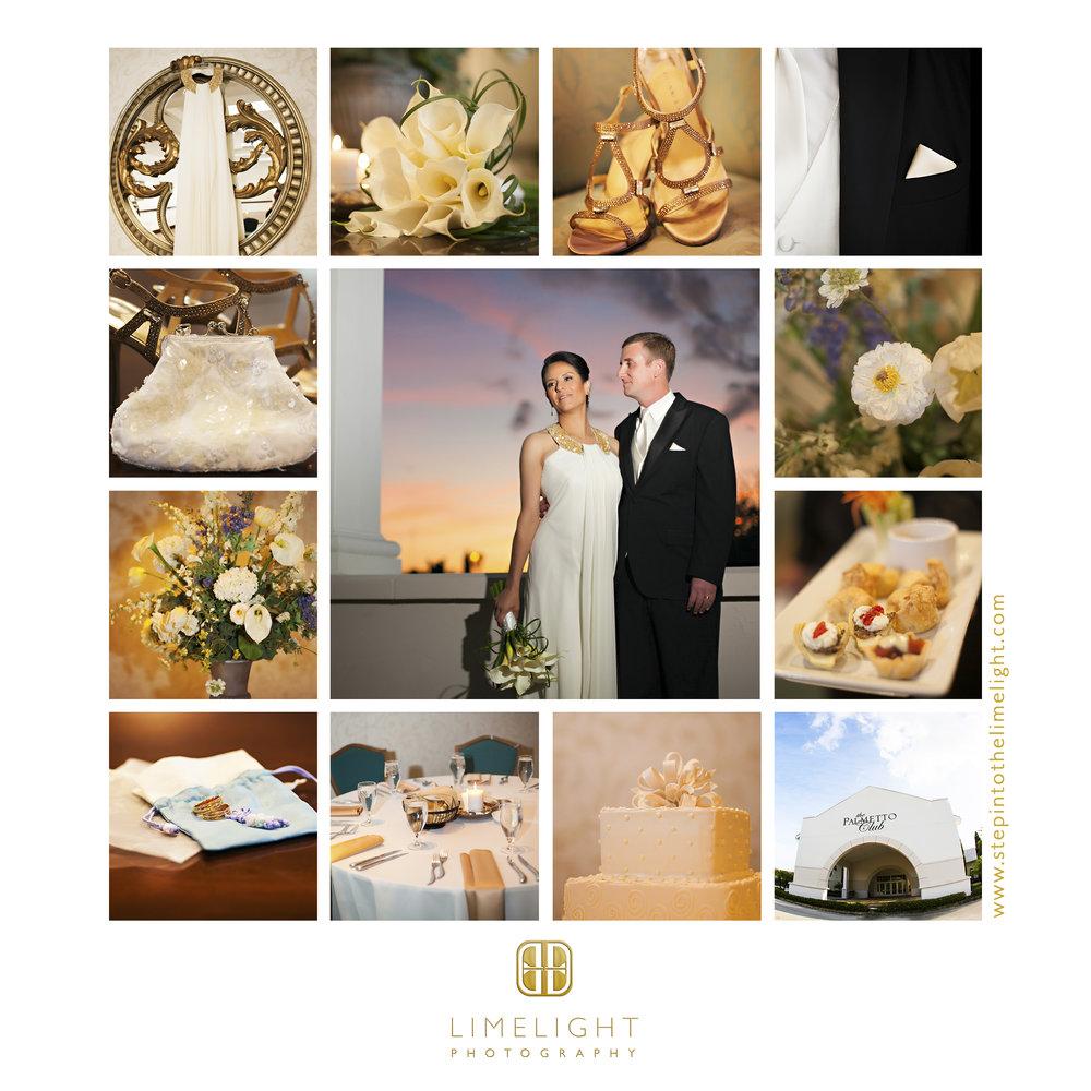 Bride | Groom | Wedding | Palmetto Club | Lithia | Florida