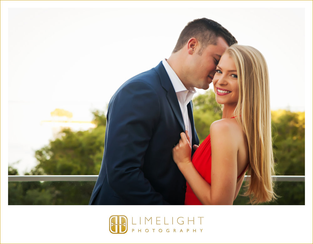 Engagement   Portrait   The Birchwood   Mahaffey Theatre   Downtown St. Petersburg   St. Petersburg   Florida   Step Into The Limelight   Limelight Photography