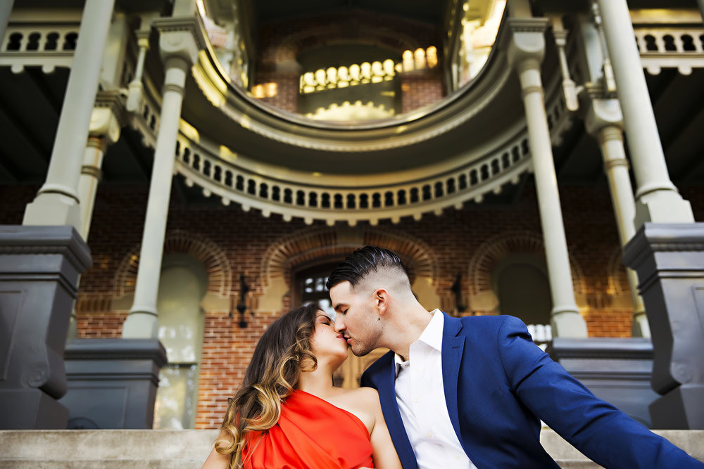 Wedding   Bride   Groom   Powel Crosley Estate   Sarasota   Florida    Step Into The Limelight   Limelight Photography