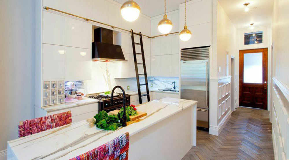 A kitchen makeover from Dear Genevieve