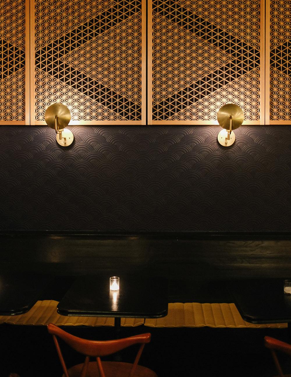Karasu Restaurant by Space Exploration