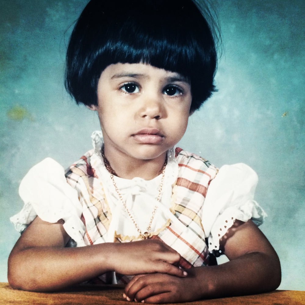 Taniya at 3 years old (awwwwww.....!)