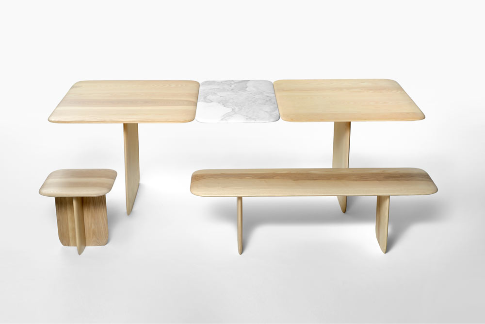 Poise Tables by Box Clever for Council