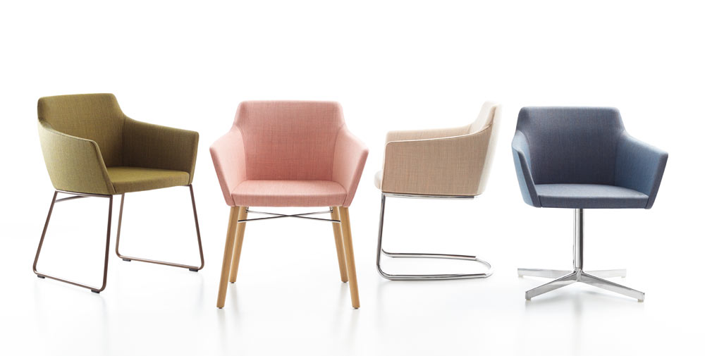 Nestle chairs for Stylex