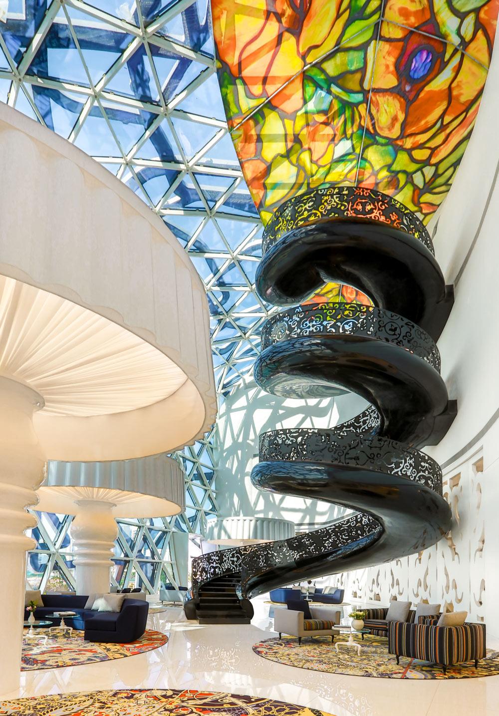 Mondrian Doha Atrium