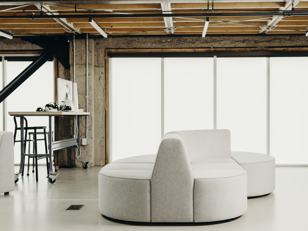 Joe's modular furniture designed for Bernhardt Design