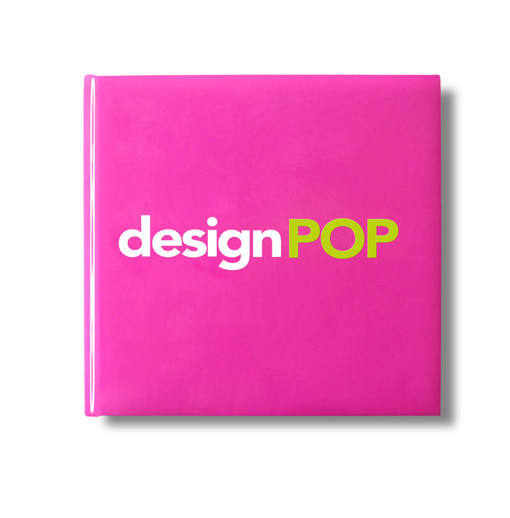 Lisa's book, designPOP