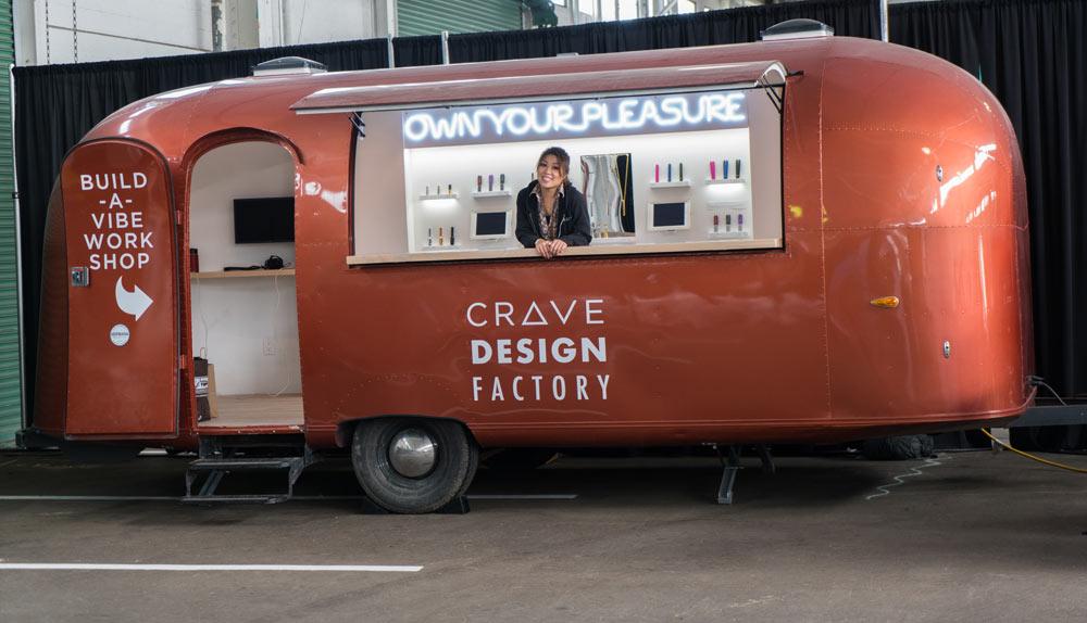 Crave on tour!