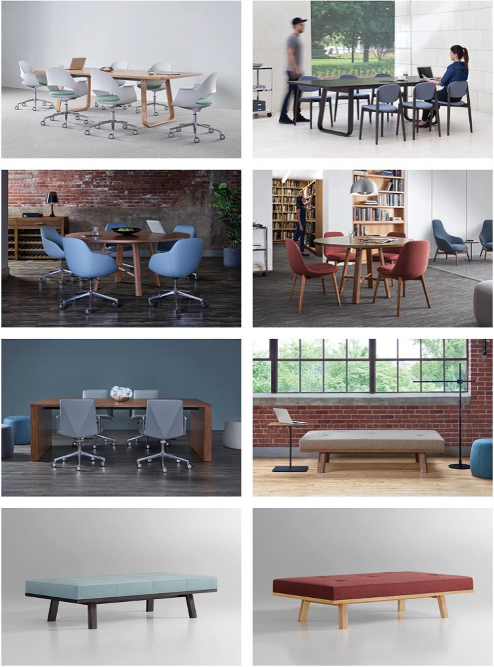 Raleigh Denim for Bernhardt Design, 2018