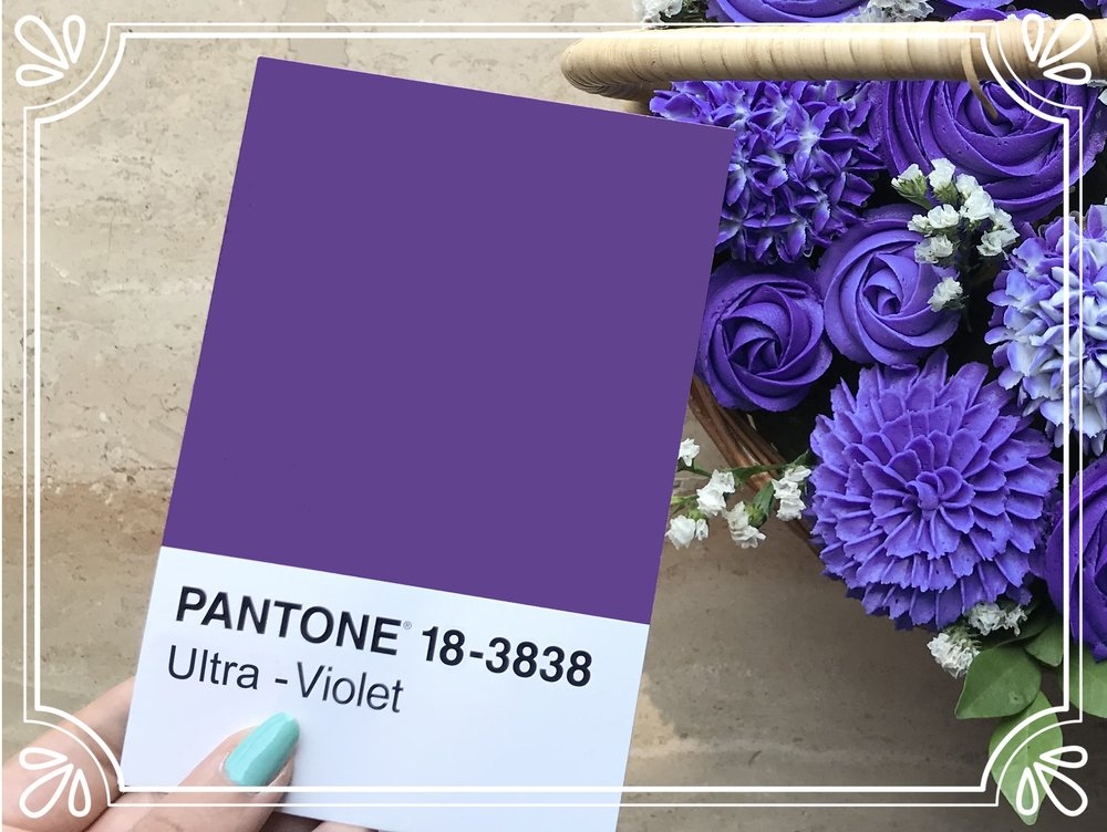 Ultra-Violet - Pantone Color of 2018