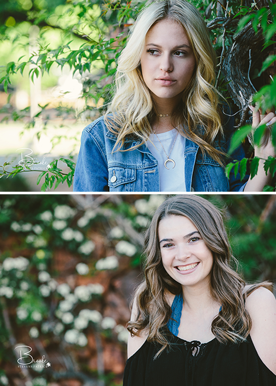 Top: Bailey Maule, Bottom: Courtnie Cobb