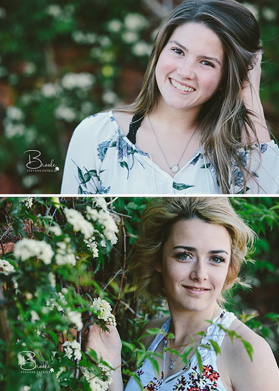 Top: Reillie Smith, Bottom: Hali Skipper