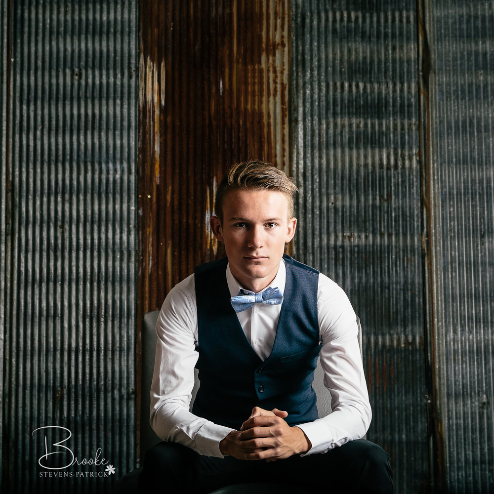 Oh. My. Gosh. I absolutely loved my session with this awesome Class of 2019 Senior Rep! Kyle is a self described introvert, but once I got him in front of the camera, he came to life.