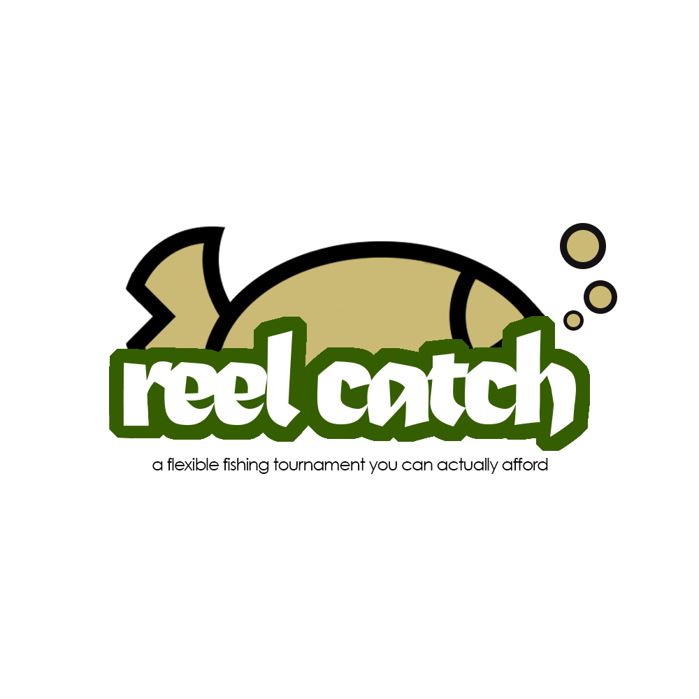 Logo design for Reel Catch