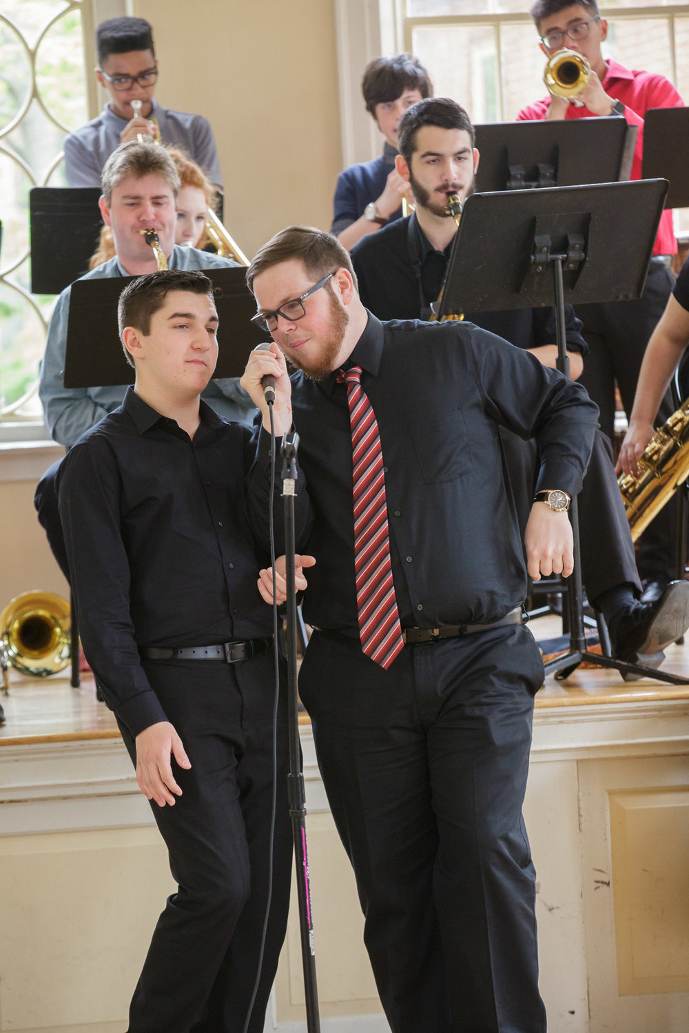 Salem High Jazz Band