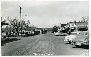 Tieton in the 1950s